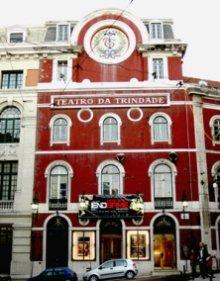 Teatro da Trindade, Lisbonne