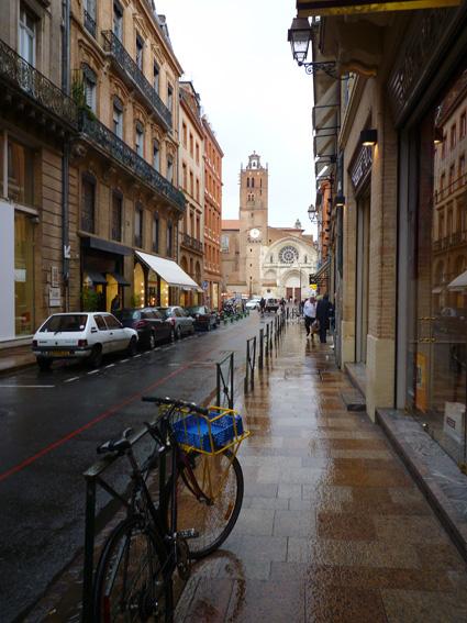 Rue Croix-Baragnon, Toulouse