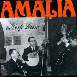 Amália no Café Luso