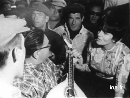 Amália Rodrigues - Cinq colonnes à la une - 5 mai 1967