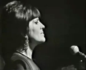 Amália Rodrigues à l'Olympia (Paris) en 1967