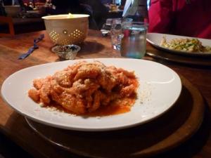 Repas à Florence