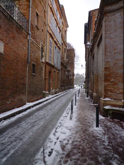 Toulouse, 9 janvier 2010