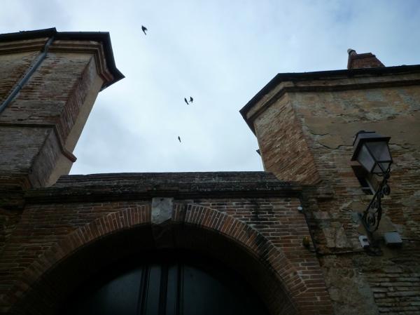 Toulouse, rue Merlane, 21 février 2010