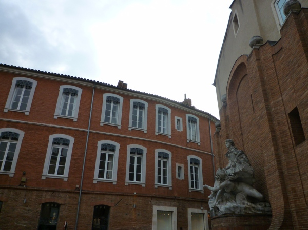 Toulouse, rue Cantegril, 21 février 2010