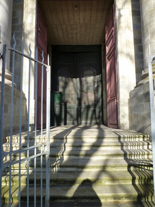Église Notre-Dame de la Daurade, Toulouse, 28 février 2010