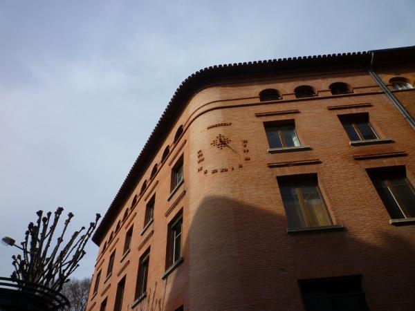 Toulouse, rue Ozenne, 20 mars 2010