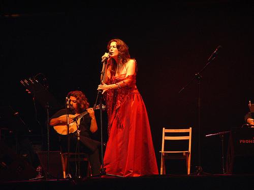 Ana Sofia Varela. Photo Carmen Alonso Suarez (« Ex Novo »)