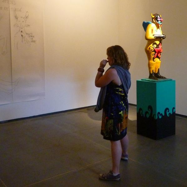 Toulouse, Musée des Abattoirs, 11 avril 2010