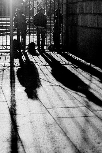 Ragazzi nel parco Sempione. © Amodiovalerio Verde