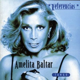 Amelita Baltar. Referencias