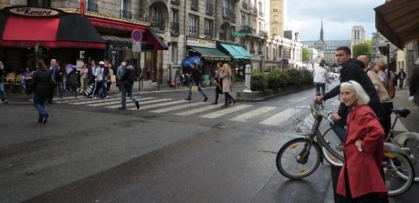 Paris, rue de la Verrerie, 9 septembre 2010