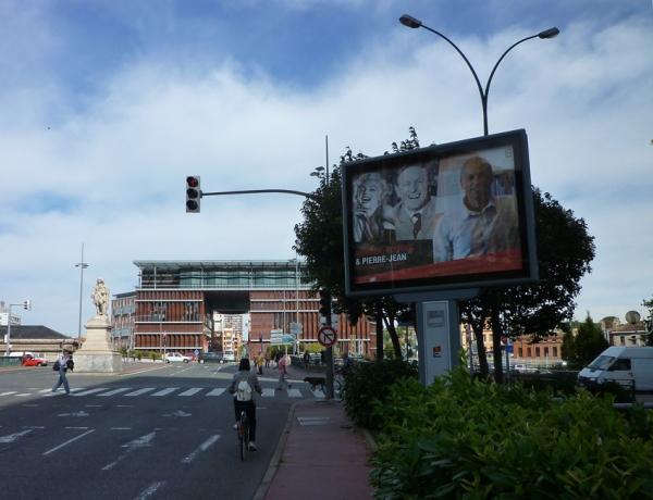 Toulouse, allée Jean-Jaurès, 3 octobre 2010