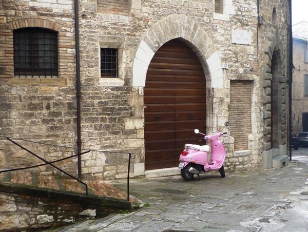 Gubbio (Ombrie, Italie), 11 novembre 2010