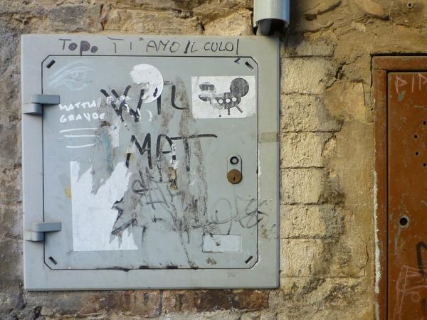 Sienne (Toscane, Italie), 13 novembre 2010