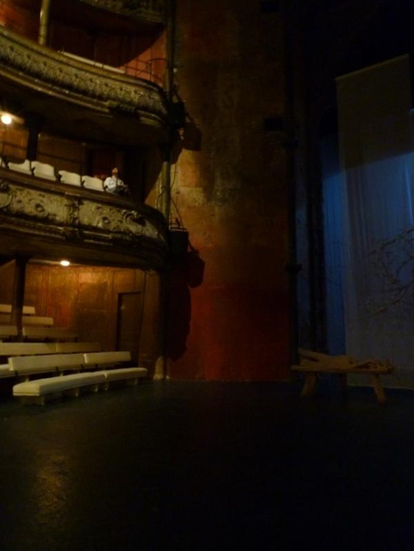 Théâtre des Bouffes du Nord, Paris