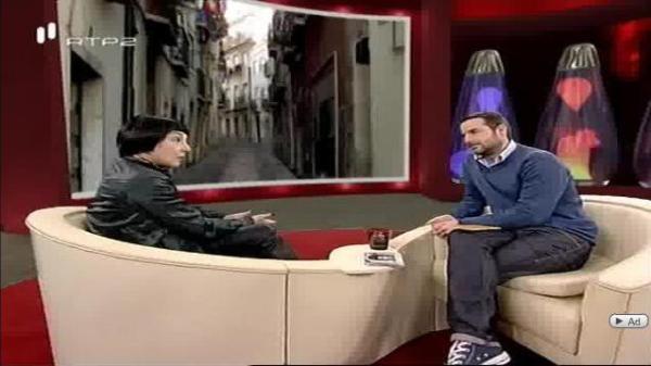 Mísia, José Fialho Gouveia -- Bairro Alto (RTP2), 1er février 2011