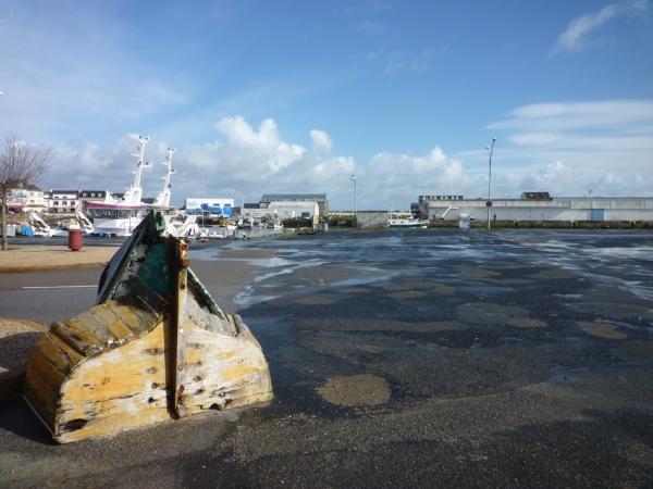 Lesconil (Finistère), 27 février 2011