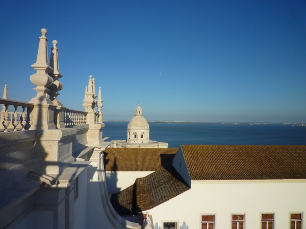 Lisbonne, monastère de São Vicente de Fora, 17 mars 2011