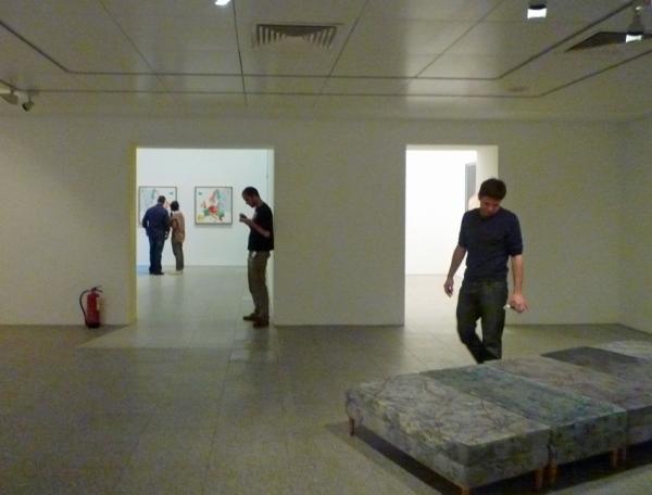 Centro cultural de Belém, Lisbonne, 18 mars 2011