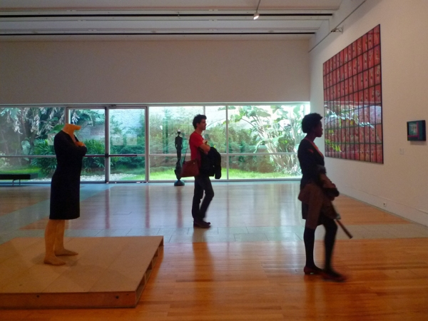 Museu Colecção Berardo, Lisbonne, 18 mars 2011