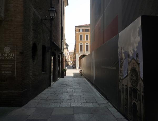 Modène (Émilie-Romagne, Italie). 29 juin 2011