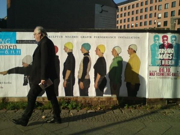Berlin (Allemagne). 21 septembre 2011