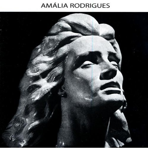 Amália Rodrigues. Álbum do Busto (1962). Réédition