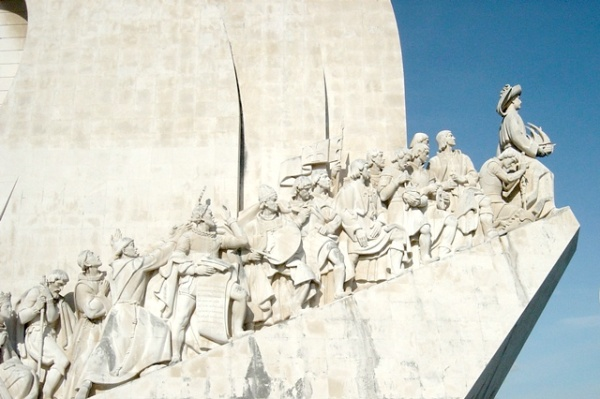 Lisbonne. Padrão dos Descobrimentos. Photo illustir sur Flickr