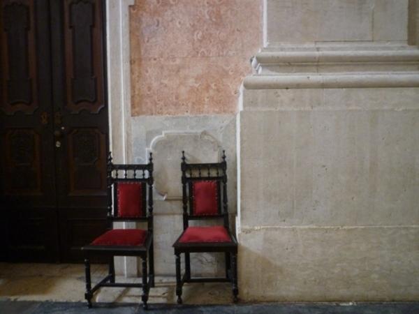 Lisbonne (Portugal), Église de la Graça, 16 mars 2012