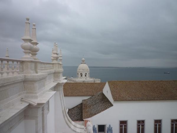 Lisbonne, São Vicente de Fora, 17 mars 2012