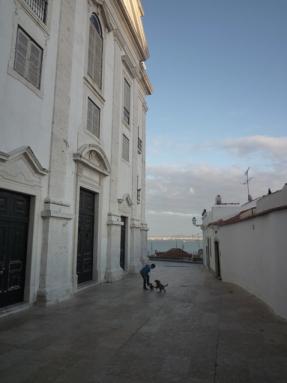 Igreja de Santo Estevão, Lisbonne (Portugal), 17 mars 2012