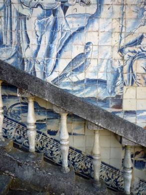 Palácio dos Marqueses de Fronteira, Lisbonne, 14 mars 2012