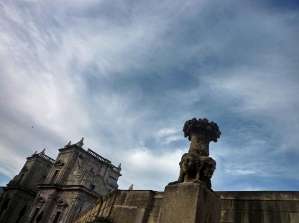 Palerme (Sicile). Porta Felice, 7 mai 2012