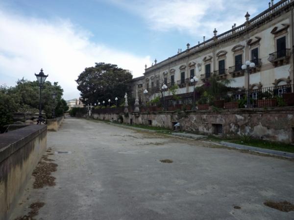 Palerme (Sicile), Mura delle cattive, 7 mai 2012