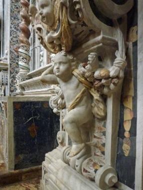 Palerme (Sicile). Église de l'Immacolata Concezione al Capo, 9 mai 2012