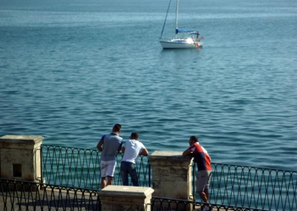 Syracuse, Siracusa (Sicile, Sicilia), 12 mai 2012