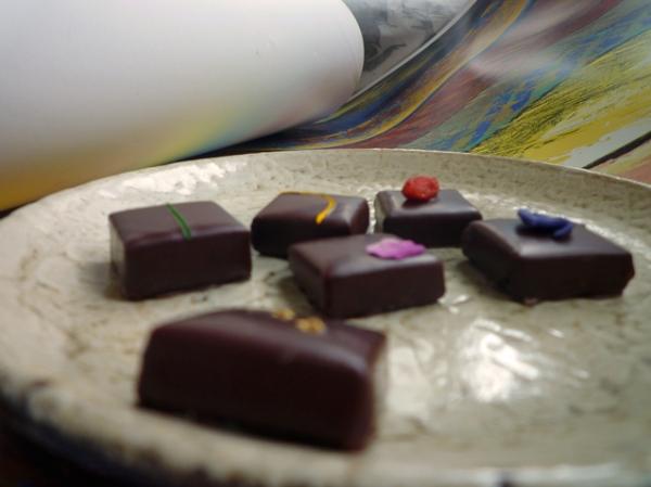 6 chocolats. 20 mai 2012