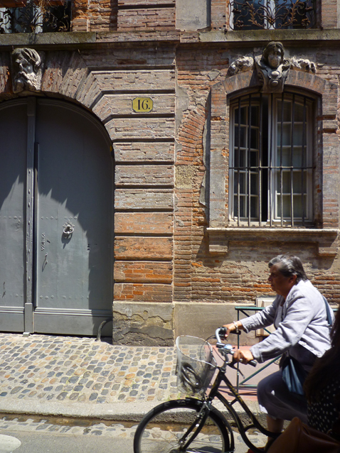 Toulouse, rue Mage, 30 mai 2012