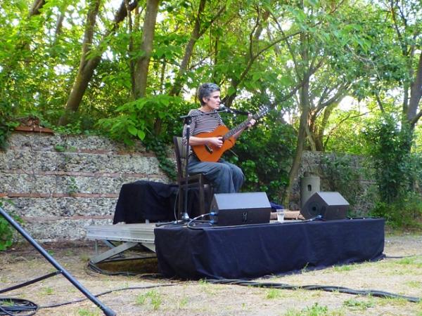 Lula Pena, Toulouse, 31 mai 2012