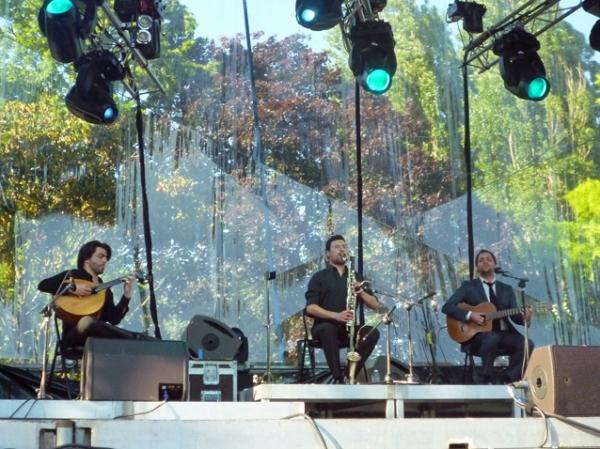 Concert d'António Zambujo, Toulouse, 15 juin 2012 (Rio Loco)