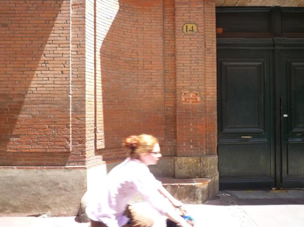 Toulouse, rue Tolosane, 22 juin 2012
