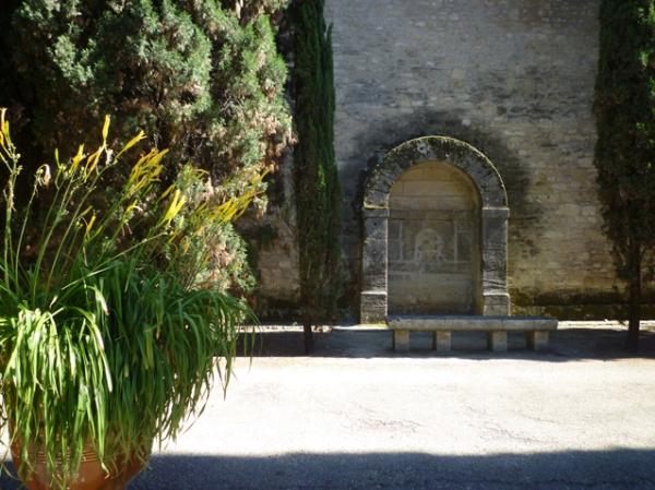 Montpellier, jardin des plantes, 8 juillet 2012