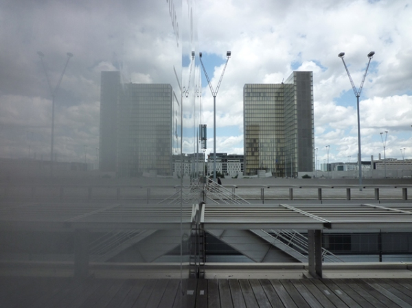 BnF (Bibliothèque nationale de France), 2 août 2012