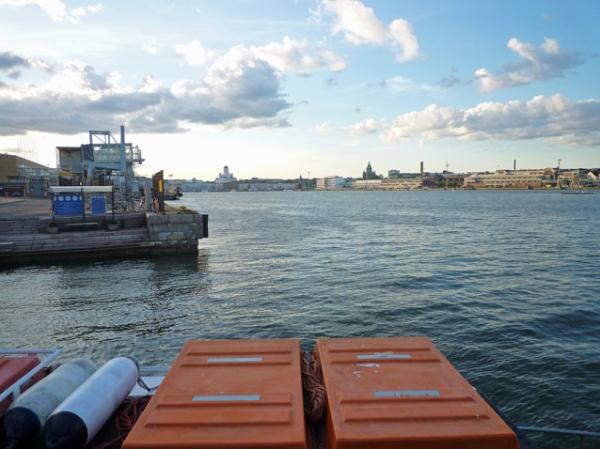 Helsinki (Finlande), 14 août 2012