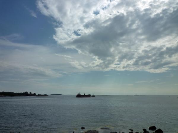 Suomenlinna, Helsinki (Finlande), 17 août 2012