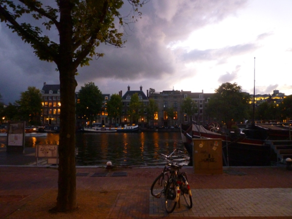 Amsterdam (Pays-Bas), 19 septembre 2012