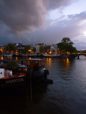 Amsterdam, 18 septembre 2012