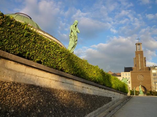 Bruxelles, Botanique, 19 septembre 2012