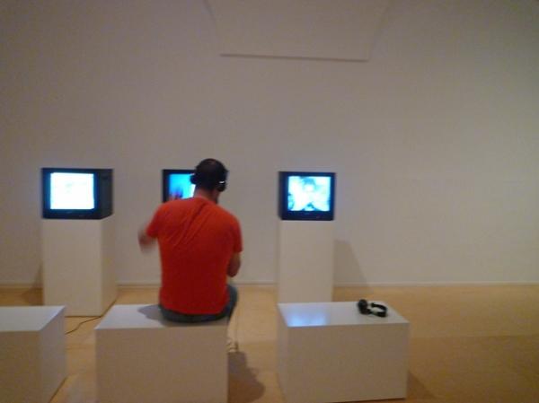 Museo Nacional Centro de Arte Reina Sofía, Madrid (Espagne). Exposition Espectros de Artaud. Lenguaje y arte en los años cincuenta, 23 août 2012